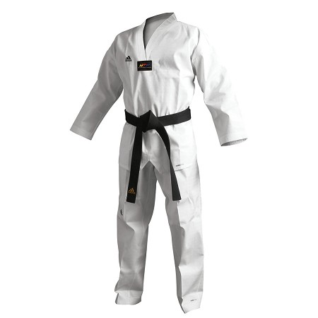 ADIDAS - UNIFORM & BELT -Martial Arts Supply And Equipment Sale